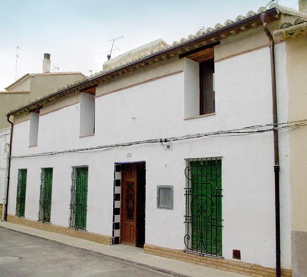 restauracion casa de pueblo