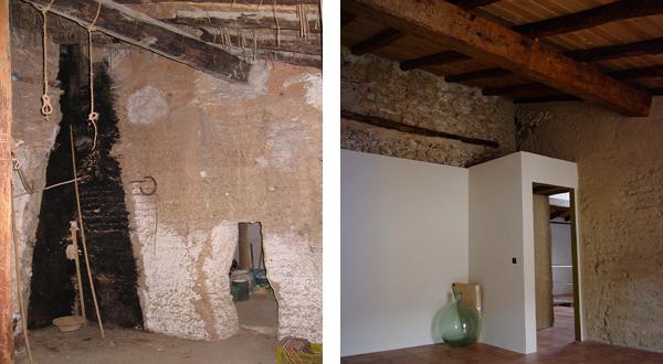 restauracion rustico-moderna