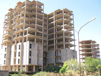 crisis construcción